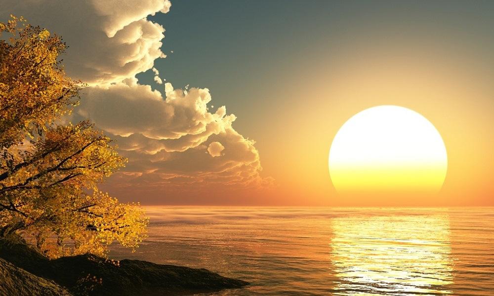the sun rising summary and analysis