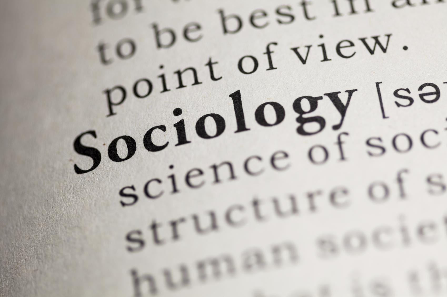 Essay on Sociology