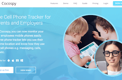 Cocospy Cell Phone Tracker Review; Best cell Phone Tracker app Free