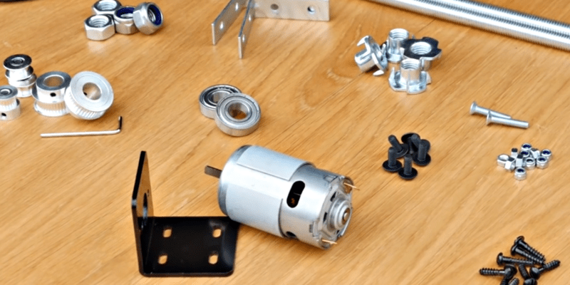 How to Build a Motorized Monitor Lift on a Budget