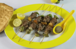 How to Cook Namkeen Mutton Tikka