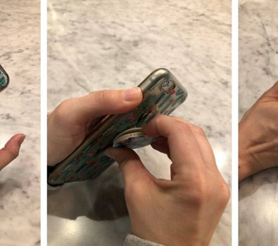 how to remove pop socket