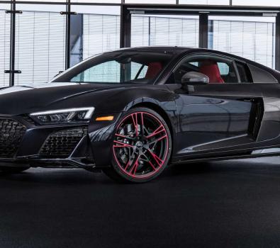 Audi R8 Price in India